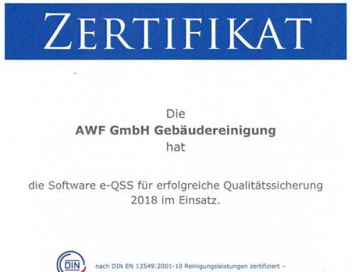 Neueste e-QSS Software
